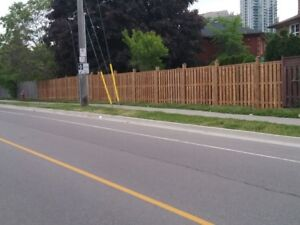 Fence & Deck Installation - Cheapest Prices In GTA