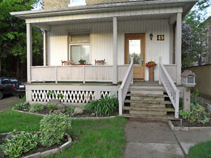 Second story apartment in two story home, Jan 01 ALL inclusive