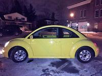 2003 Volkswagen Beetle Coupe TDI (2 door)