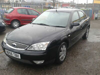 2006 Ford Mondeo 2.0 DIESEL ( NOW £500 ono TO CLEAR )