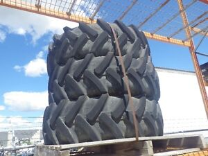 15.5 / 80 - 24 tractor tires