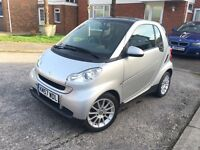 Smart Fortwo 1.0 Passion 2008, LEATHER HEATED SEATS, Serviced Today, 12 Month MOT, HPI Clear