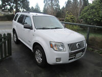 2008 Mercury Mariner SUV, Crossover