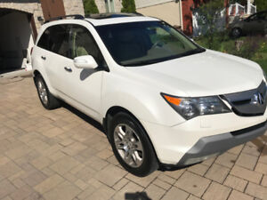 2008 Acura MDX nav package low mileage