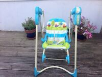 Swinging & Rocking chair £30