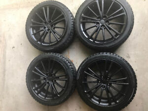 Selling Scion FR-S Rims + Winter Tires w/ TPM's