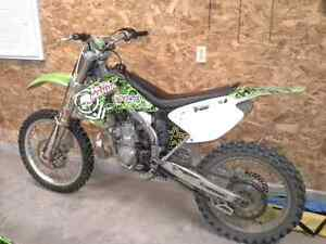 2003 kx 250