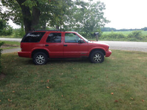 2002 GMC Jimmy 4x4 SUV, Crossover