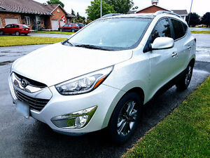2015 Hyundai Tucson GLS, Panoramic Sunroof