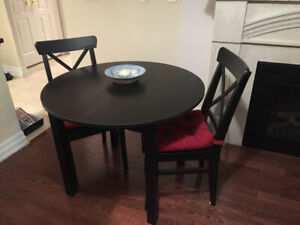 Ikea Ingolf Chairs Buy Or Sell Dining Table Sets In Ontario