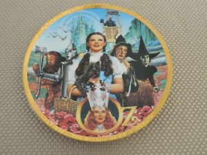 Wizard of Oz 50th Anniversary Plate