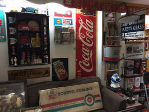 Vintage Oil & Gas and Soda Pop items and much more...NEW STUFF Regina Regina Area image 6