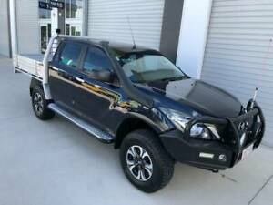 SPECTACULAR 2016 4X4 AUTO XT BT-50 DUAL CAB DROP SIDE WITH VERY LOW KM