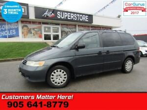 2004 Honda Odyssey LX  AS IS (UNCERTIFIED) AS TRADED IN