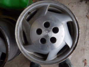 chev rims off malibu