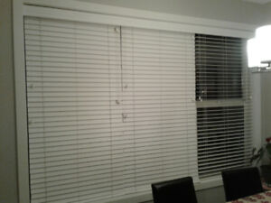 1 set of Blinds for large window