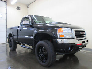 2007 GMC Sierra 1500 SLE Shortbox Regular Cab 4x4 Edmonton Edmonton Area image 3