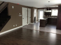 One Year old- Heat and Lights included--Side by Side duplex-