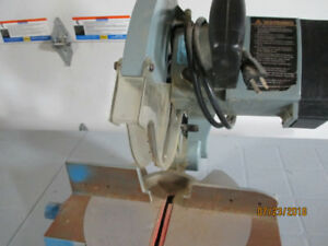 Power miter box for sale