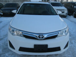 2012 Toyota Camry LE SedanCAR PROOF VERIFIED SAFETY AND E TEST I