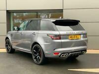 2020 Land Rover Range Rover Sport 5.0 V8 S/C 575 SVR 5dr Auto ESTATE Petrol Auto