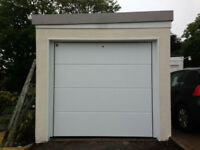 Hormann LPU40 single garage door NEW.