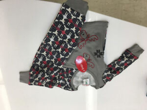 3mo. NWT Baby Outfit - moose theme - $10