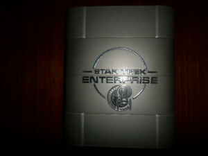 Star Trek: Enterprise Season One DVDs