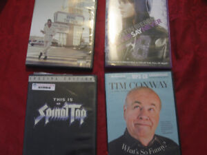 DVD's for sale 2 for $5