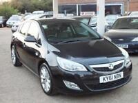Vauxhall/Opel Astra 1.7CDTi 16v ( 125ps ) 2011.5 Elite