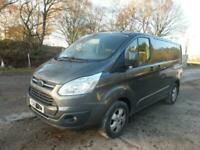 2016 (66)Ford Transit Custom 2.0TDCi ** BREAKING SPARES PARTS **