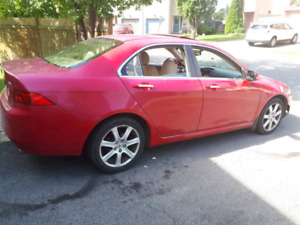 Acura tsx fully loaded piece is negotiable
