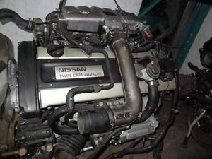 JDM Nissan RB20DET Engine and Transmission R32 Skyline 240SX Tur