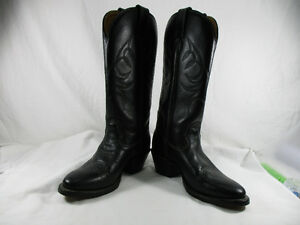 All Leather Cowboy Boots Women's size 6.5AA