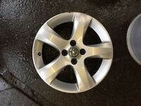 """2011 To 2014 Vauxhall Corsa D 16"""" Genuine Own Facelift Alloy Wheel Only Breaking"""