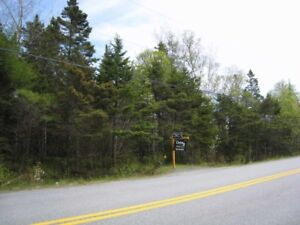 Acreage For Sale - 400+ ft Road Frontage East Chezzetcook Rd