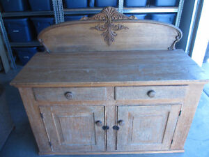 Primitive Antique Cupboard