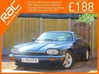 1994 Jaguar XJ-S 4.0 Auto Full Leather Very Good Condition 100% Original Only 10