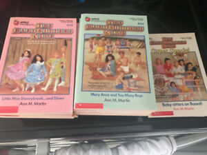 Babysitter Club Books 1-46