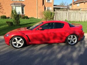 2007 Mazda RX8 Mazdaspeed edition - for sale or trade