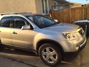 2007 Acadia SLT2  MUST SELL!
