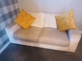 2 seater sofa crushed velvet