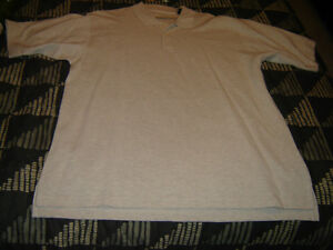 """BRAND NEW MENS LARGE CREAMY COLOUR """"TOGO"""" T SHIRT NEVER WORN London Ontario image 2"""