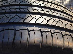 4 x 285/50/20 MICHELIN latitude tour HP tires %90 %95 tread left