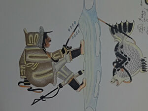 Inuit art from world renowned artist
