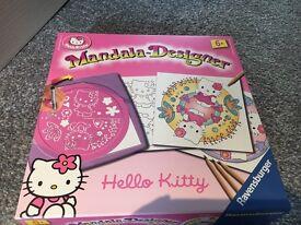 Hello kitty design game