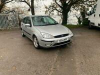 2004 Ford Focus 1.6 auto WITH LONG MOT PX WELCOME