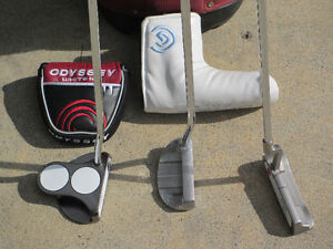 NEW PUTTERS