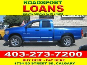 2007 DODGE RAM SLT GREAT FOR SUB CONTRACTOR BAD CREDIT OK