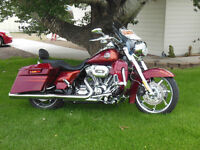 HD Screamin Eagle Road King CVO